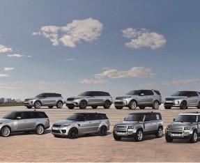 2017 Land Rover TD4 HSE Luxury Auto 4WD 5-door (Grey) - Image: 5