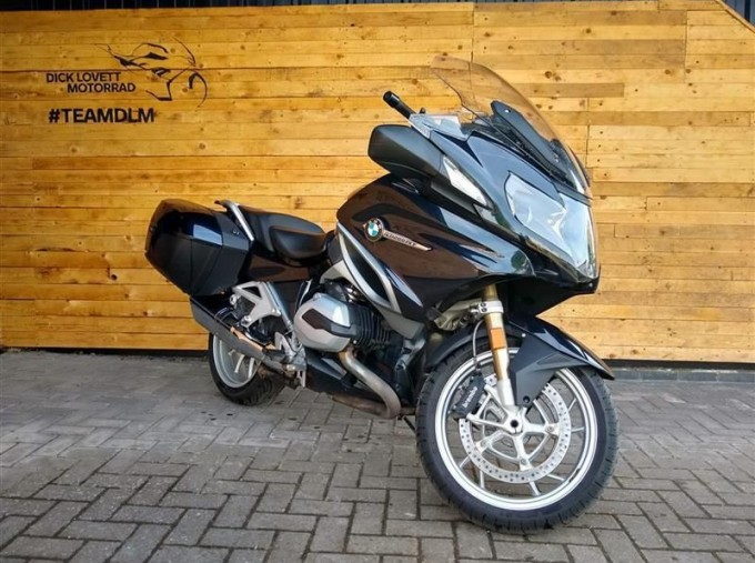 2017 BMW R1200RT Unlisted Unknown (Black) - Image: 2