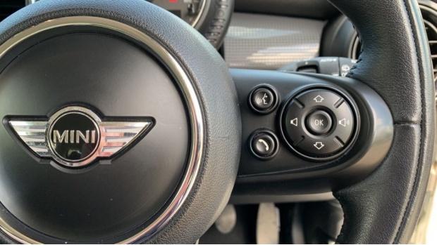 2015 MINI Cooper 3-door Hatch (Silver) - Image: 18
