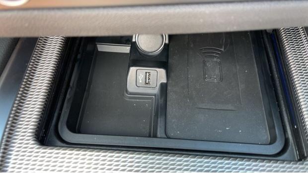 2021 BMW SDrive20i M Sport (White) - Image: 34