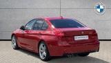 2019 BMW 320i M Sport Saloon (Red) - Image: 2