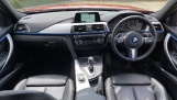 2019 BMW 320i M Sport Saloon (Red) - Image: 4