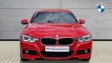 2019 BMW 320i M Sport Saloon (Red) - Image: 16