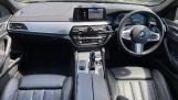 2018 BMW 530e M Sport iPerformance Saloon (Grey) - Image: 4