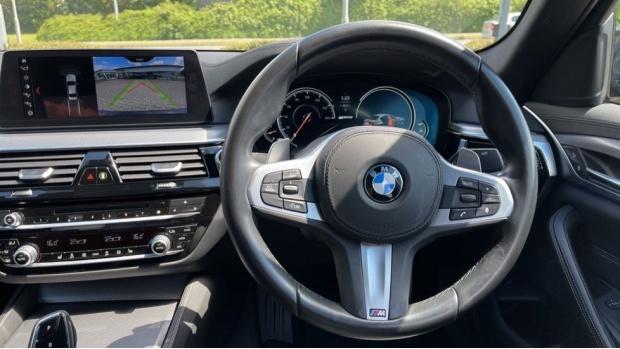 2018 BMW 530e M Sport iPerformance Saloon (Grey) - Image: 5