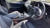 2018 BMW 530e M Sport iPerformance Saloon (Grey) - Image: 6