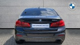 2018 BMW 530e M Sport iPerformance Saloon (Grey) - Image: 15