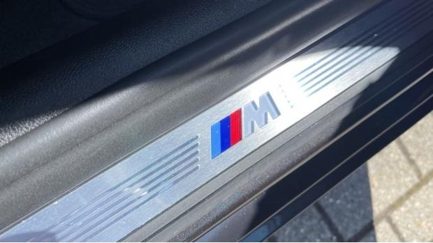 2018 BMW 530e M Sport iPerformance Saloon (Grey) - Image: 24