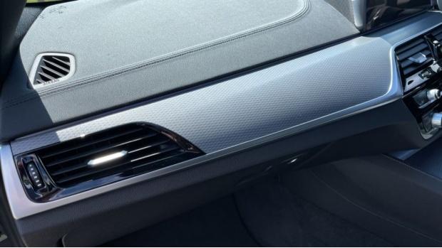 2018 BMW 530e M Sport iPerformance Saloon (Grey) - Image: 31