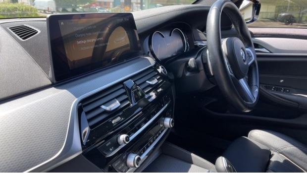2018 BMW 530e M Sport iPerformance Saloon (Grey) - Image: 33