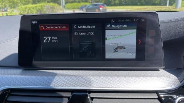2018 BMW 530e M Sport iPerformance Saloon (Grey) - Image: 38