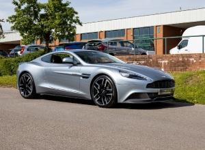 2016 Aston Martin Vanquish Coupe 6.0 2-door