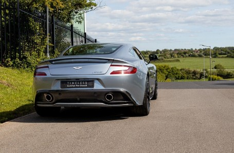 2016 Aston Martin V12 Touchtronic III 2-door (Silver) - Image: 7