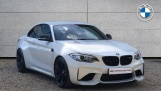 2016 BMW Coupe (White) - Image: 1