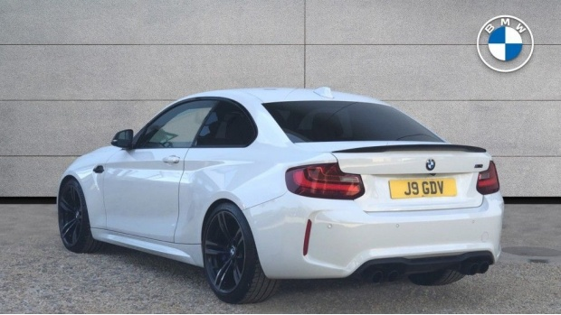 2016 BMW Coupe (White) - Image: 2