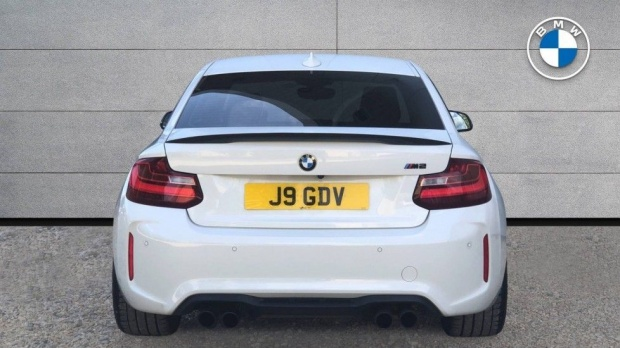 2016 BMW Coupe (White) - Image: 15