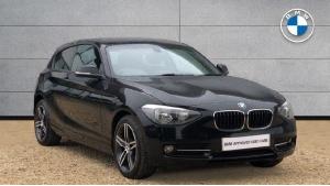 2014 BMW 1 Series 116i Sport 3-door 3dr