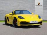 2018 Porsche GTS PDK 2-door (Yellow) - Image: 1
