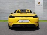 2018 Porsche GTS PDK 2-door (Yellow) - Image: 8