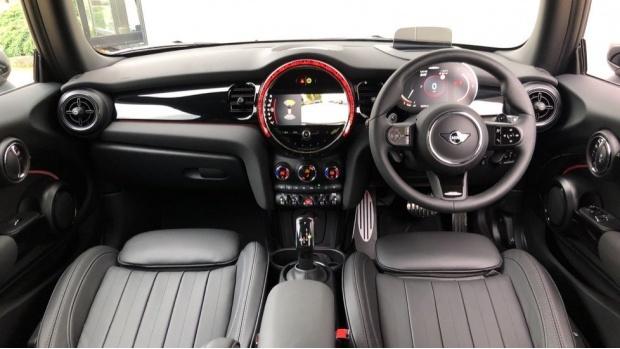 2021 MINI John Cooper Works GP Hatchback 3-door Petrol Steptronic (231 ps) (Green) - Image: 4