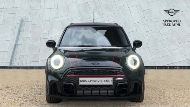 2021 MINI John Cooper Works GP Hatchback 3-door Petrol Steptronic (231 ps) (Green) - Image: 16