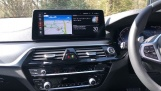 2021 BMW 520d M Sport Touring (White) - Image: 8