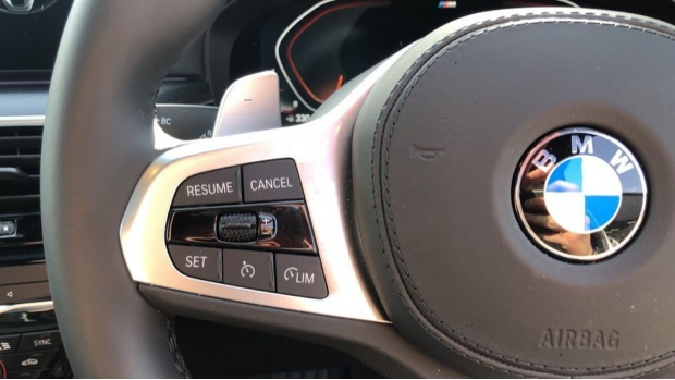 2021 BMW 520d M Sport Touring (White) - Image: 17