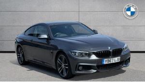 2018 BMW 4 Series 430d M Sport Coupe 2-door