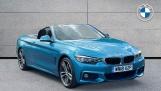 2018 BMW 440i M Sport Convertible (Blue) - Image: 1