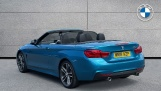 2018 BMW 440i M Sport Convertible (Blue) - Image: 2