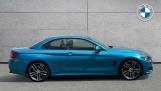 2018 BMW 440i M Sport Convertible (Blue) - Image: 3