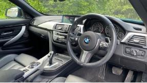 2018 BMW 440i M Sport Convertible (Blue) - Image: 6