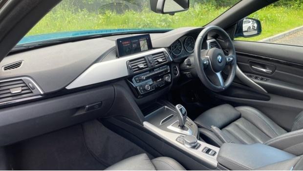 2018 BMW 440i M Sport Convertible (Blue) - Image: 7