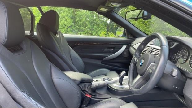2018 BMW 440i M Sport Convertible (Blue) - Image: 11