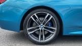 2018 BMW 440i M Sport Convertible (Blue) - Image: 14