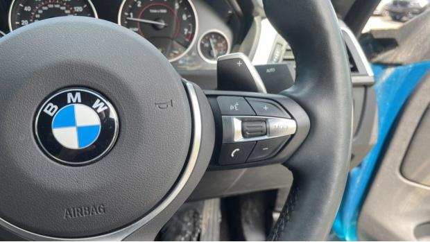 2018 BMW 440i M Sport Convertible (Blue) - Image: 18