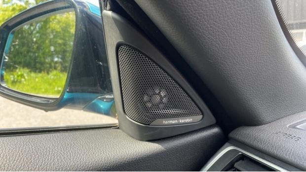 2018 BMW 440i M Sport Convertible (Blue) - Image: 20