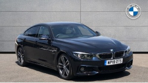 2018 BMW 4 Series Gran Coupe 420d M Sport Gran Coupe 5-door