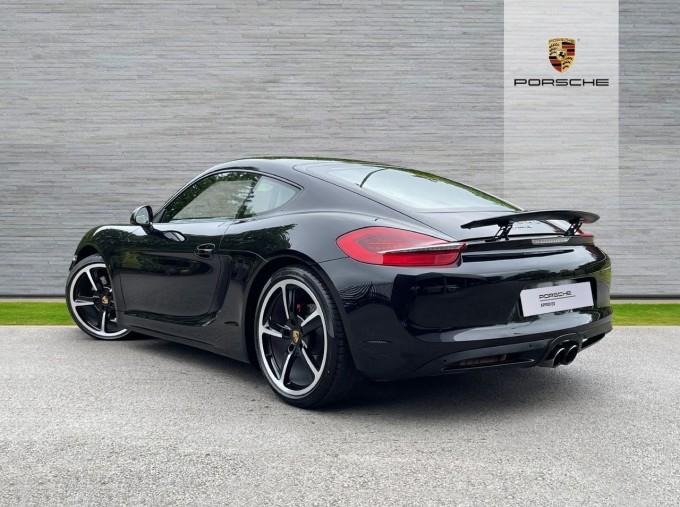 2016 Porsche 981 S PDK 2-door (Black) - Image: 2