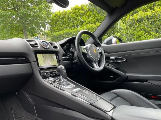 2016 Porsche 981 S PDK 2-door (Black) - Image: 3