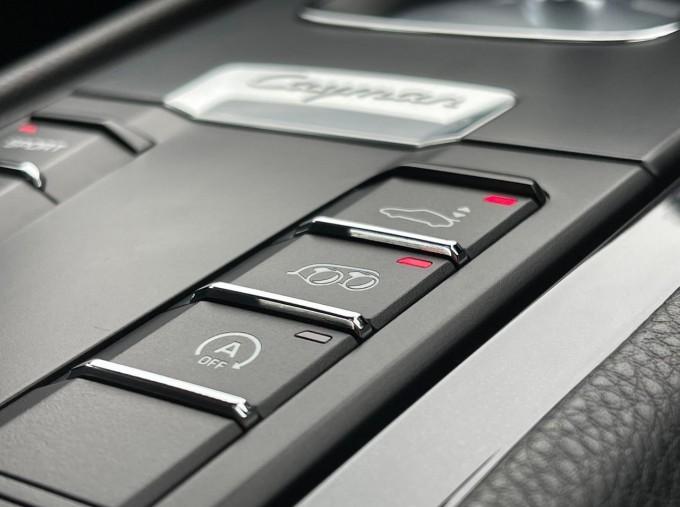 2016 Porsche 981 S PDK 2-door (Black) - Image: 15