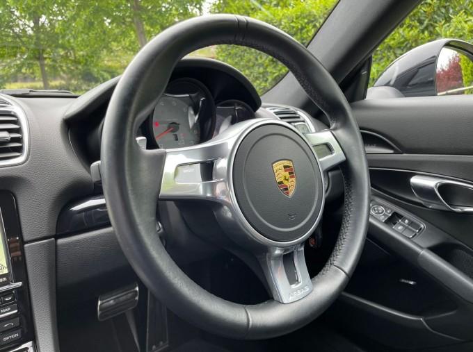 2016 Porsche 981 S PDK 2-door (Black) - Image: 18