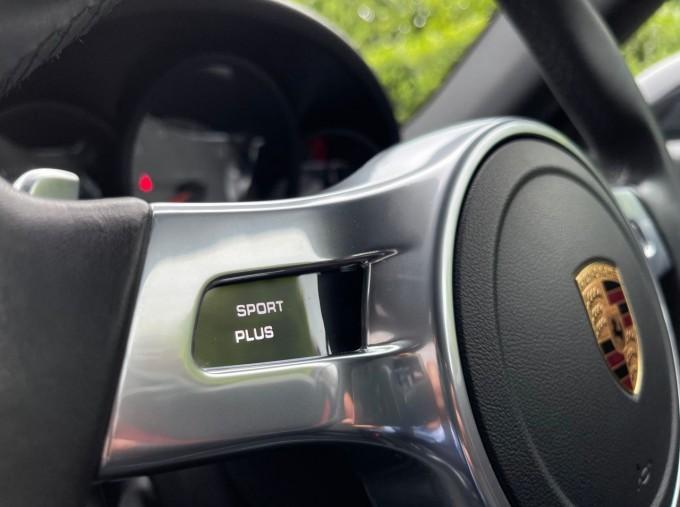 2016 Porsche 981 S PDK 2-door (Black) - Image: 19