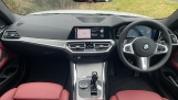 2021 BMW 420d M Sport Coupe (White) - Image: 4