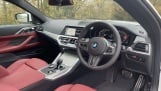 2021 BMW 420d M Sport Coupe (White) - Image: 6