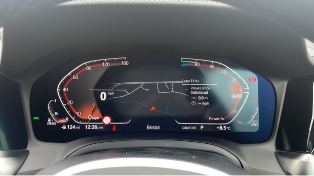 2021 BMW 420d M Sport Coupe (White) - Image: 9