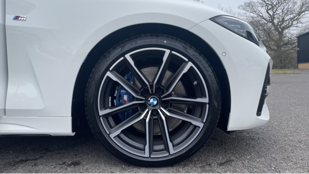 2021 BMW 420d M Sport Coupe (White) - Image: 14