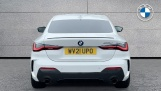 2021 BMW 420d M Sport Coupe (White) - Image: 15