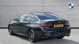 2021 BMW 320i xDrive M Sport Saloon (Black) - Image: 2