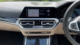 2021 BMW 320i xDrive M Sport Saloon (Black) - Image: 8